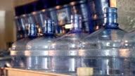 Big water bottles