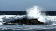 Big Wave in Slow Motion