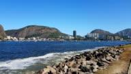 Bike path in Rio de Janeiro