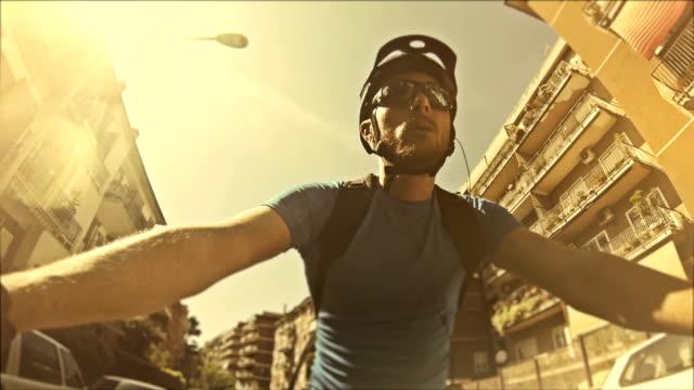Bike Video: biker view