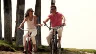 Bikes Couple