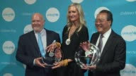 Bill Achtmeyer Alli Achtmeyer and YoYo Ma at UNICEF Children's Chamption Award Dinner Honoring YoYo Ma and Ally and Bill Achtmeyer at The Castle at...