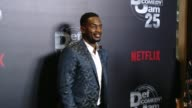 Bill Bellamy at Netflix Presents 'Def Comedy Jam' 25 Anniversary Special Arrivals at The Beverly Hilton Hotel on September 10 2017 in Beverly Hills...