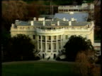 new sex scandal aNAT ITN USA Washington White House TGV White House