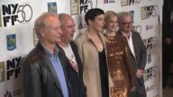 Bill Murray director Roger Michell Olivia Williams Laura Linney screenwriter Richard Nelson at The 50th Annual New York Film Festival Presents 'Hyde...