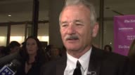 Bill Murray on being at the New York Film Festival what it was like working on the film and with the cast and crew and about the experience of...