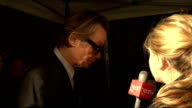 Bill Nighy and Ashley Jensen turn on Regent Street Christmas lights GVs Ashley Jensen / Bill Nighy speaking to press / Ashley Jensen interview SOT On...