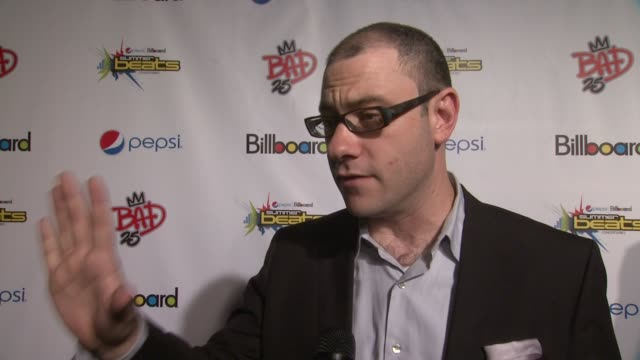 Bill Werde on the collaboration between Pepsi and Billboard at PEPSI Billboard Present The Summer Beats Concert Series Celebrating Michael Jackson at...