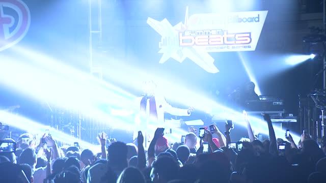 PEPSI Billboard Present The Summer Beats Concert Series Celebrating Michael Jackson at Gotham Hall on August 29 2012 in New York New York