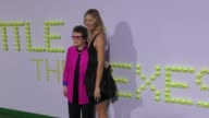 Billie Jean King and Maria Sharapova at the 'Battle of the Sexes' Los Angeles Premiere Presented By Fox Searchlight at Regency Village Theatre on...