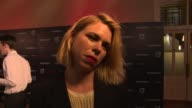 INTERVIEW Billie Piper on saucy roles box sets and Bond baddies at Penny Dreadful' Sky Launch at St Pancras Renaissance Hotel on May 12 2014 in...