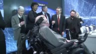 Billionaire Russian investor Yuri Milner and British cosmologist Stephen Hawking on Tuesday announced an ambitious new space initiative for a mission...