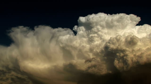 Billowing Storm Clouds in HD