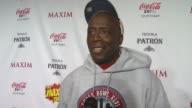 Billy Blanks on what brings him out the the Maxim Super Bowl party what super power he would most like to have who he thinks is the sexiest Super...