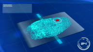 Biometric Fingerprint Scan Accepted