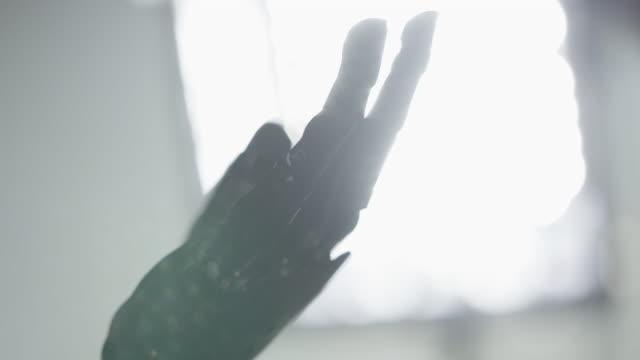 Bionic arm shines in light