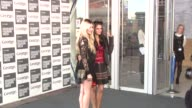 Bip Ling Zara Martin at Graduate Fashion Week 2012 Gala Show And Awards at Earls Court 2 on June 13 2012 in London England