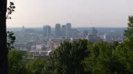 Skyline von Birmingham