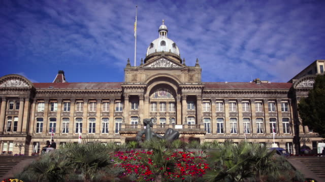 Birmingham Town Hall, GB