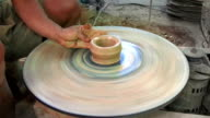 Birth of pottery