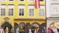 TU Birthplace of Wolfgang Amadeus Mozart in Salzburg