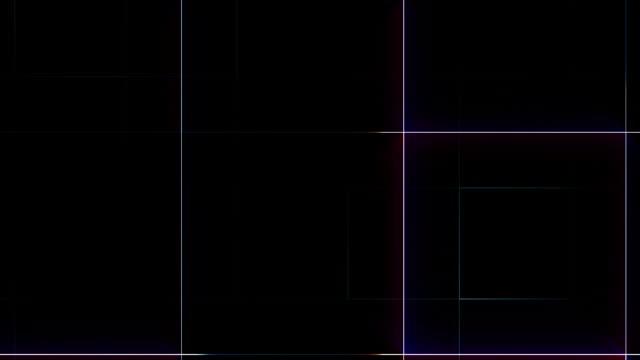 MULTIPLE EXPOSURE CGI Black background
