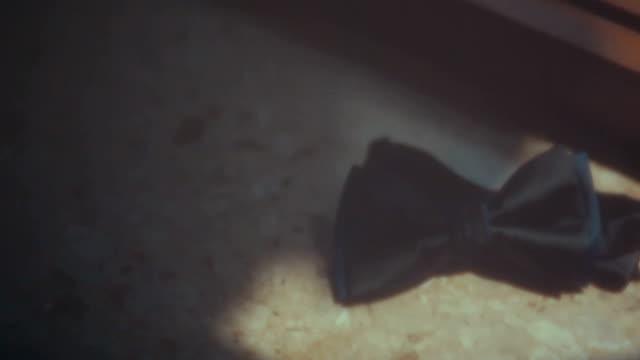 MS PAN zwart bowtie