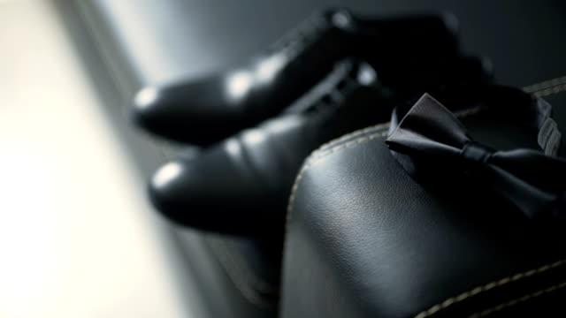 Black elegand shoes