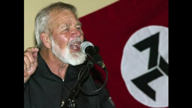 A black farmworker convicted of killing South African white supremacist leader Eugene Terre'Blanche was on Wednesday sentenced to life imprisonment...