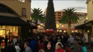 KTLA 'Black Friday' At Citadel Outlets