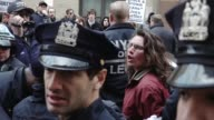 Black Lives Matter Activists gathered in Herald Square – 34th Street and held an Anti Donald Trump and an Anti New York City Mayor Bill de Blasio...