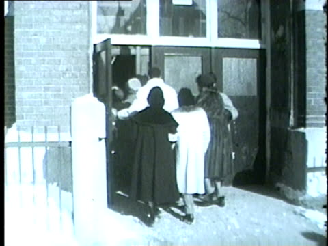 WGN Black Men And Women Hold A SitIn Police Arrest Them in Chicago in 1962