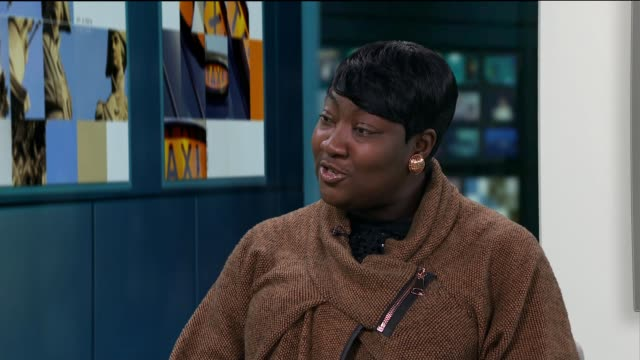 UK Black Pride cofounder Phyll OpokuGyimah turns down MBE ENGLAND London GIR INT Phyll OpokuGyimah STUDIO interview SOT