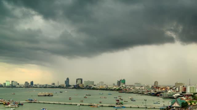 Black Stormy Rain