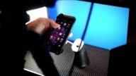BlackBerry launched its comeback effort Wednesday with a revamped platform and a pair of sleek new handsets along with a company name change as part...