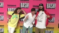 Blake Anderson Anders Holm Kyle Newacheck at Entertainment Weekly Hosts Annual ComicCon Celebration at Float at Hard Rock Hotel San Diego on July 23...