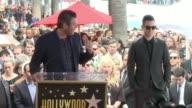 SPEECH Blake Shelton at Hollywood Walk Of Fame on February 10 2017 in Hollywood California