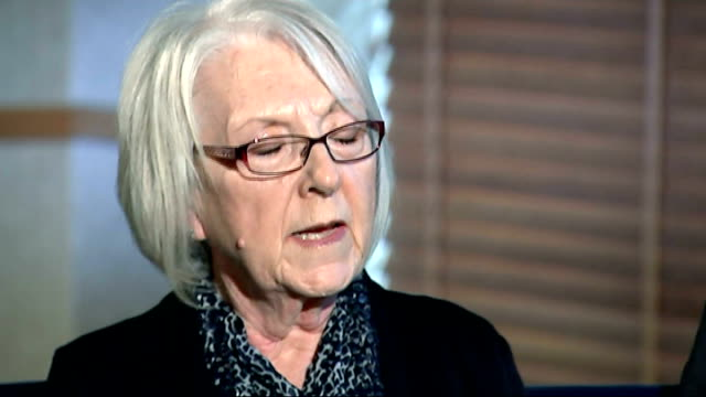 family still hopeful of finding his murderer Elizabeth Johnson interview SOT Talks of PC Blakelock being a friend to ethnic minorities / talks of...