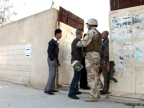 Blasts killed at least 24 people and wounded dozens in Baghdad as Iraqis voted on Sunday in a general election that AlQaeda threatened to sabotage an...