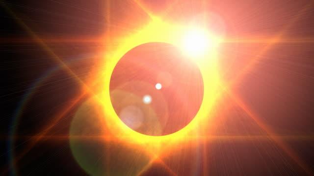 Blazing Eclipse