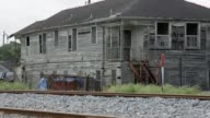 Blighted homes in New Orleans / Remnants of Hurricane Katrina