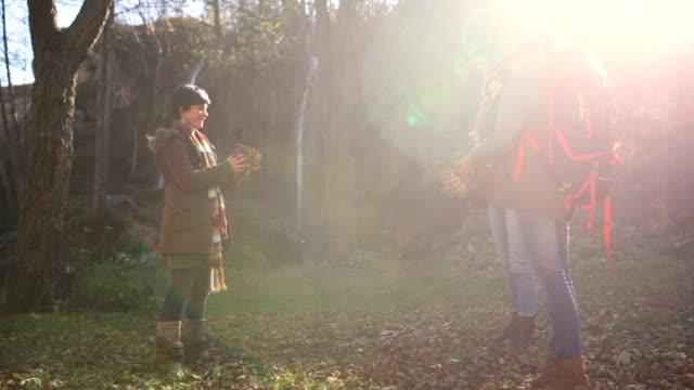 Bliss Of Autumn Days