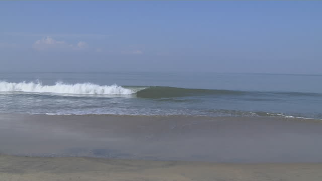 Block Shot Cherai Beach Cochin Kerala India