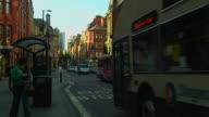 Block Shot King Street Manchester City Greater Manchester United Kingdom