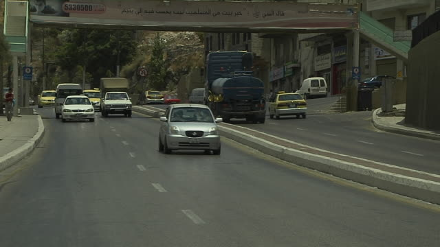 Block Shot Road Amman Jordan