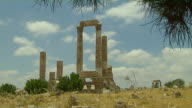 Block Shot Temple of Hercules Amman Governorate Jordan