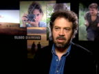 'Blood Diamond' film actor interviews Ed Zwick interview SOT I think so / I think that around the world what happened in the year 1999 or 2000 was...