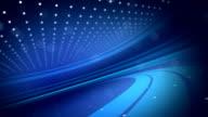 Blu Sfondo astratto Loop (Full HD
