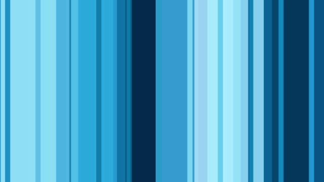 Blue Bars Loop HD