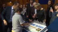 Blue Bloods 100th Episode Celebration BRoll